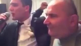ХИТ года Жених поет на свадьбе.Ahıskalı Ravil Agayev ve emisi Bahtiyar Agayev