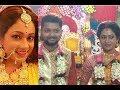 অরিত্র দত্তকে বিয়ে করলেন 'মা' সিরিয়ালের মহুয়া হালদার! | Mahua Halder & Aritra Dutta Marriage 2018!