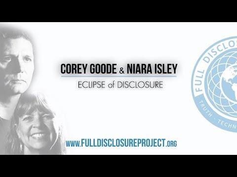 Secret Moon Base - Military & Reptilian Slave Labor! - Corey Goode & Niara Isley