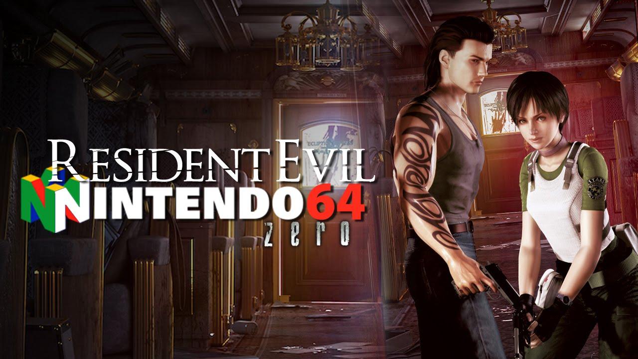 Resident Evil 0 Rom