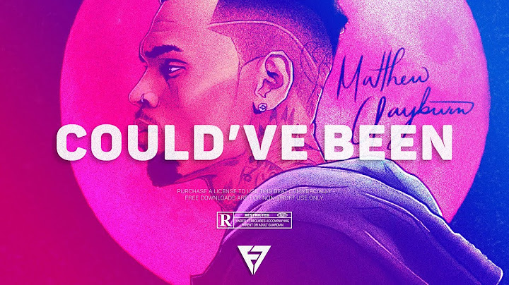 free couldve been  chris brown x kid ink type beat whook 2020  radioready instrumental
