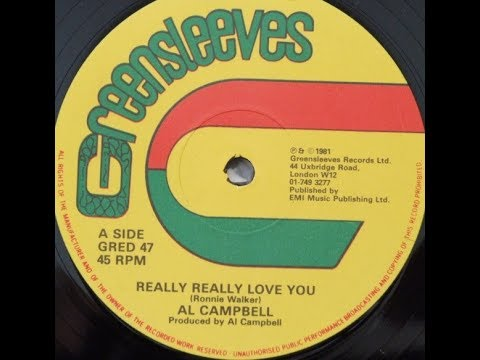 Al Campbell - Really Love You