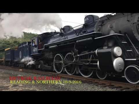 Reading & Northern # 425