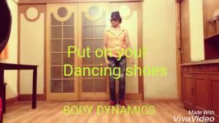 chal maar from abhinetri by body dynamics ajit ruby