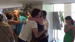 Despedida Dani Cobo y Laura , rsgt cadete