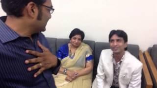 [Indore 113] Rajiv Nema Indori meets Doctor Kumar Vishwas