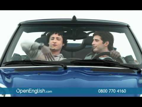 Open English Comercial Tv The Book Is On The Table Brasil Youtube