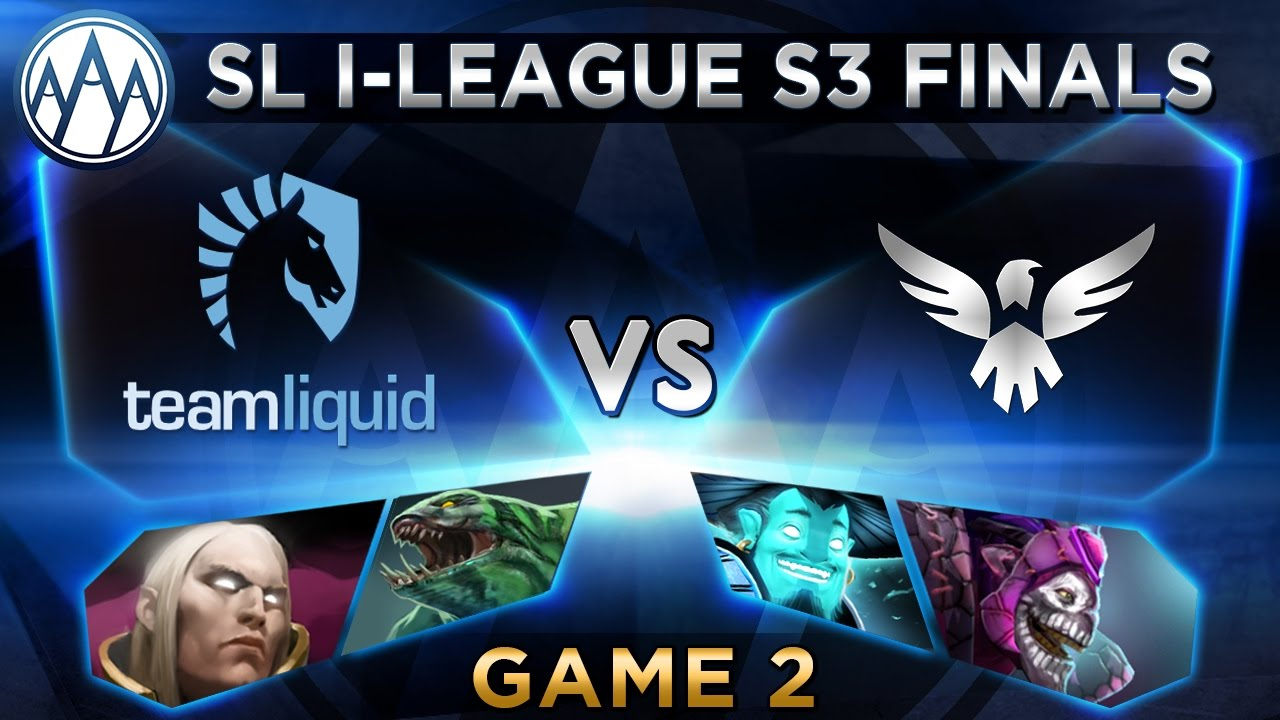 Liquid vs Wings Game 2 - SL i-League StarSeries S3 LAN Finals - @BTSGoDz @LyricalDota