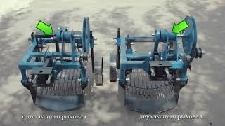 Обзор картофелекопалок для мототракторов и мотоблоков