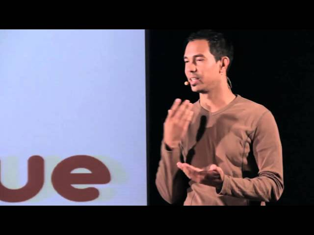 Hip-hop, change my life: Laurent Robert et Coeur de rue at TEDxReunion