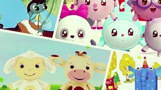 Детские развивающие мультики Сборник мультиков для детей