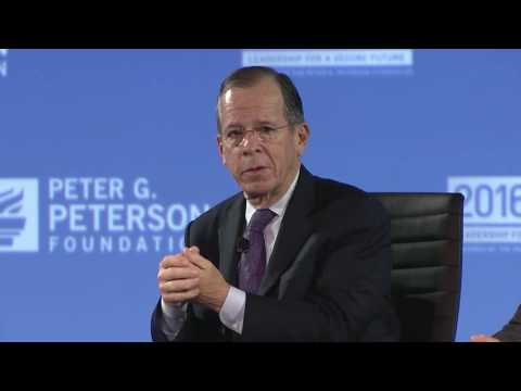 Strength at Home and Abroad: The Coalition for Fiscal and National Security | 2016 Fiscal Summit