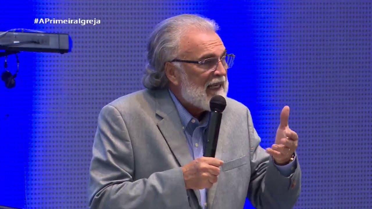 Pastor Estevam Fernandes - As Ameaças da Vida e as Intervenções de Deus