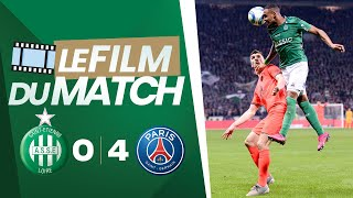 VIDEO: ASSE 0-4 PSG : le film du match