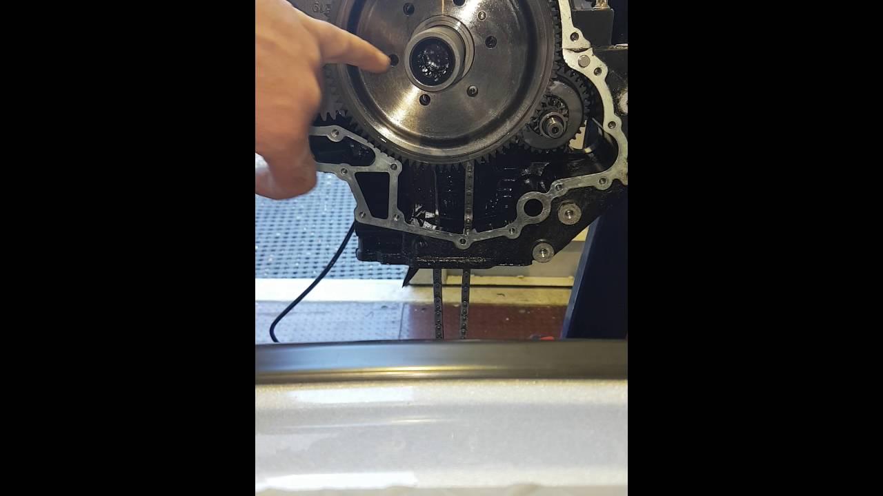 Seadoo four-stroke engine rebuild pt1