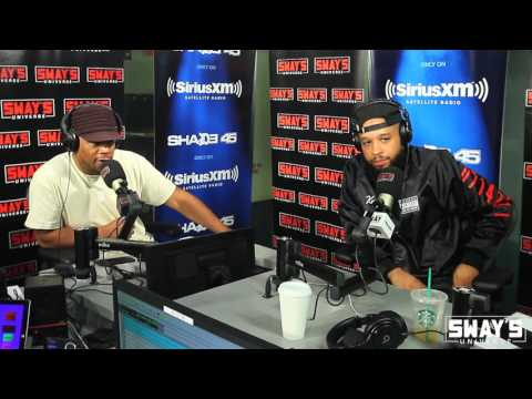 PT. 2 Kenneth Whalum Breaks Down New Project, Singing to Tell His Story & Freestyles Live