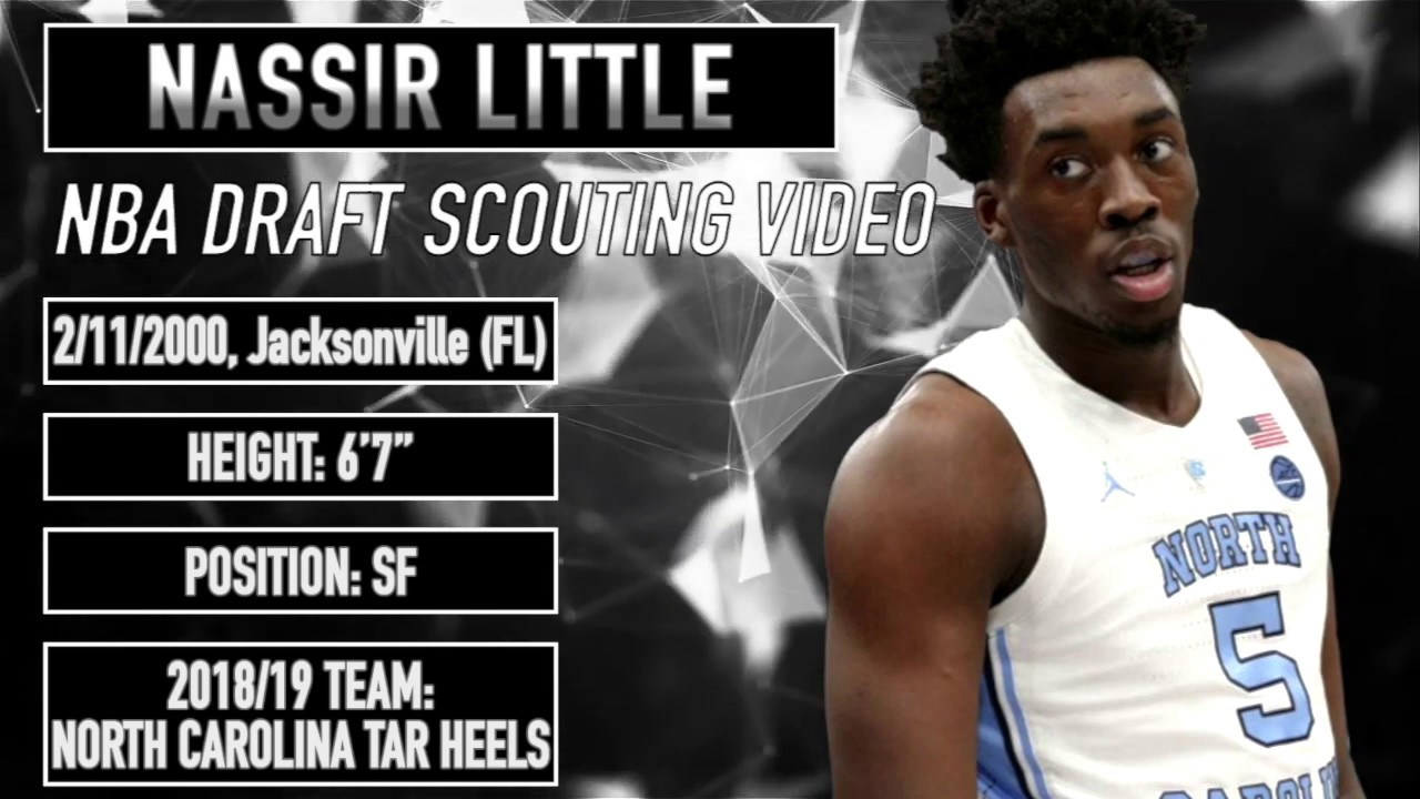 4d2913113bb Behind the scenes with Nassir Little as he prepares for the NBA draft