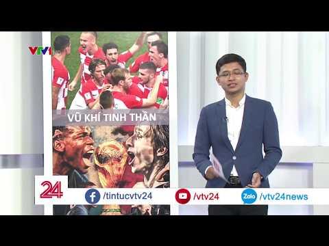 Nhìn từ tinh thần tập thể của đội bóng Croatia đến chuyện làm kinh tế - Tin Tức VTV24