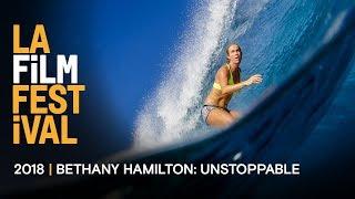 BETHANY HAMILTON: UNSTOPPABLE clip | 2018 LA Film Festival - Sept 20-28