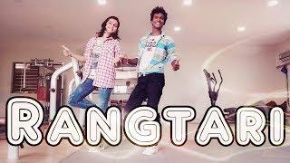 Rangtari || Loveyatri || Ayush Sharma || Zumba Dance Routine || Choreography Ganesh Manwar