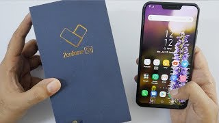 Asus Zenfone 5z Unboxing & Overview Indian Unit