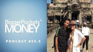 Testing Your Portfolio BEFORE Retirement with Millennial Revolution   BP Money Podcast Episode 55.5