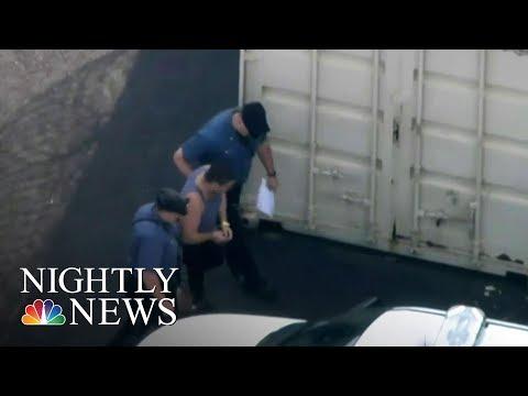 Jailed Pennsylvania Man Admits To Killing 4 Missing Men, Lawyer Says | NBC Nightly News