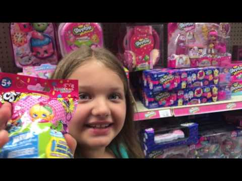 Thumbnail: Toy Shopping at Toys R Us For LOL Dolls Paw Patrol Little Tikes