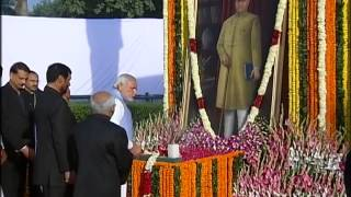 Nation pays homage to Ambedkar on his death anniversary