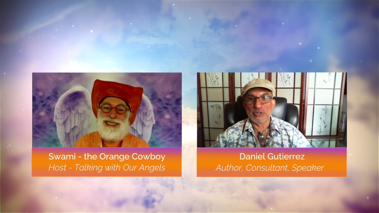 Talking with Our Angels TV Show #2 Guest Daniel Gutierrez Promo