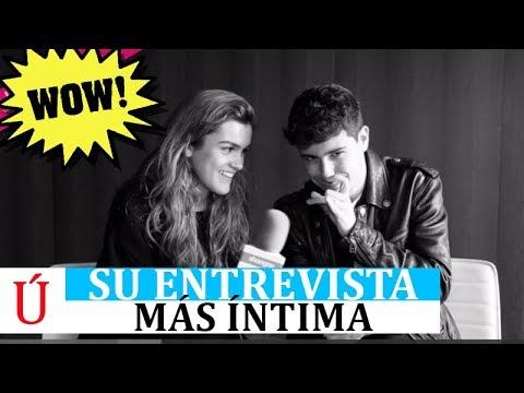 La entrevista más picante de Amaia y Alfred tras Operación Triunfo - Eurovisión 2018, Tu Canción