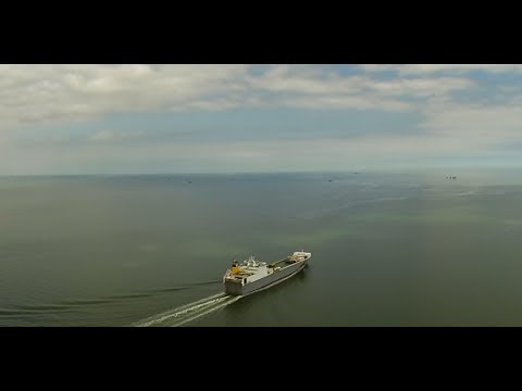 Offshore Tanker Spotting - Long Range FPV - Ritewing Z60