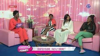 PAROLES DE FEMMES (COUP DE FOUDRE: FAUT IL Y CROIRE?) EQUINOXE TV DU MARDI 03 JUILLET 2018
