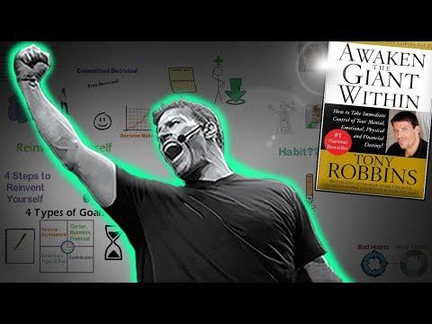 awaken-the-giant-within!- -book-animation-summary/review- -tony-robbins