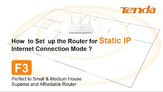 F3 How to Set up the Router as…