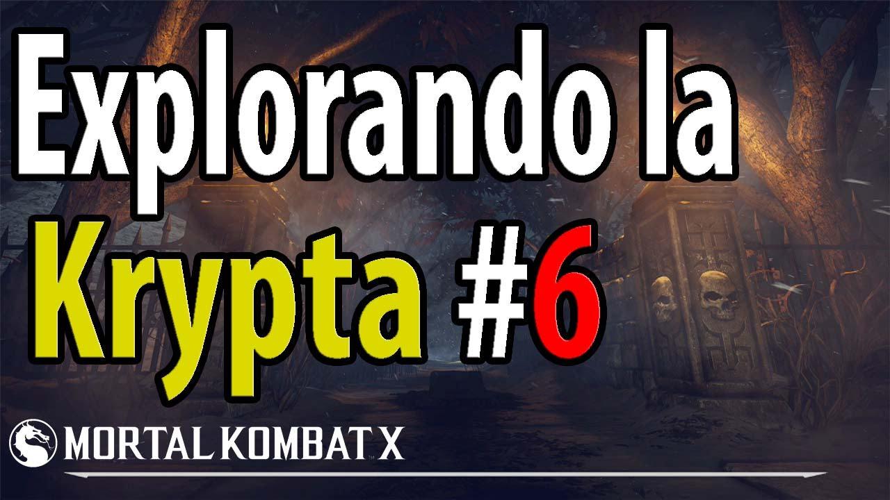 Mortal Kombat X Krypta