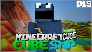 Minecraft Cube SMP S2 - Ep 19 - BLOWING UP MY SHOP