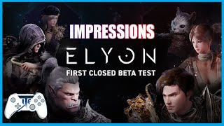 ELYON - Ascent: Infinite Realm - PC Review (Video Game Video Review)