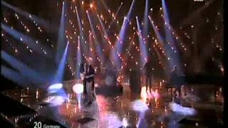Roman Lob - Standing Still 2012 Eurovision -Almanya.wmv