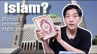 "I asked Imam ""Should I convert right now?"""