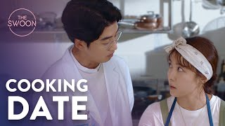 Yoon Kye-sang can't keep his eyes off Ha Ji-won | Chocolate Ep 14 [ENG SUB]