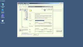 Backup Windows Server 2003