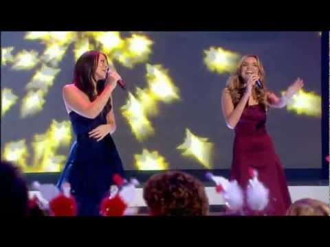 Girls Aloud - I Wish It Could Be Christmas Everyday (Live @ Christmas Mania 2005)