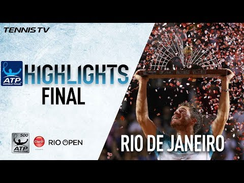 Highlights: Diego Reigns In Rio 2018