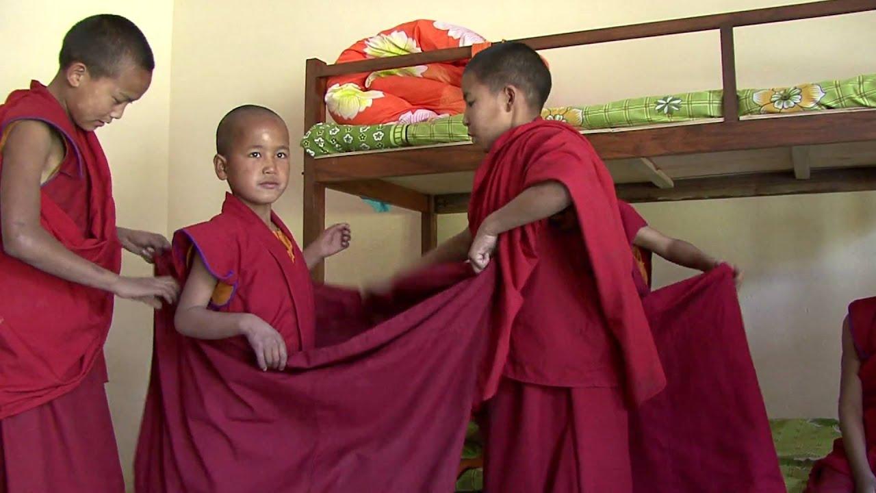 Meeting Little Lama of Jonang Monastery in Nepal ...