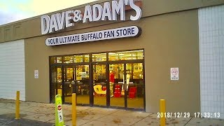 THE BIGGEST BASEBALL CARD STORE IN THE USA!  DAVE & ADAMS CARD WORLD