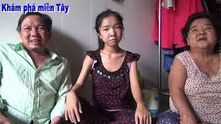 Cuộc sống mới của gia đình cô gái khờ Hồng Thương xinh đẹp /KPMT