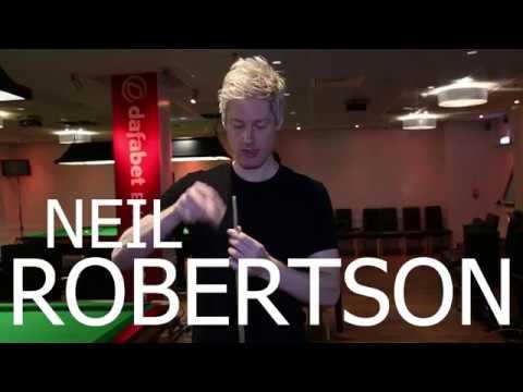 The Blue Ball Challenge: Neil Robertson