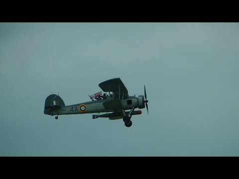 Scottish National Airshow 2016, East Fortune