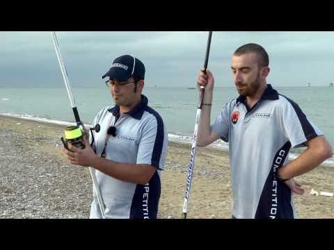 Italian Fishing TV - Colmic - Surfcasting in Abruzzo